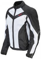 Textilní bunda Lookwell Airvision bílá Textilní bunda Lookwell Airvision bílá - XS