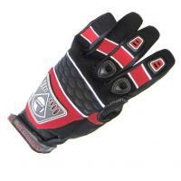 Motocyklové rukavice Outdoor Motocyklové rukavice Outdoor - černo-modrá, S